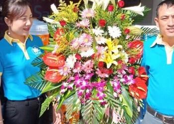 Tưng bừng khai trương NPP Trường Phát-Đức Thọ-Hà Tĩnh